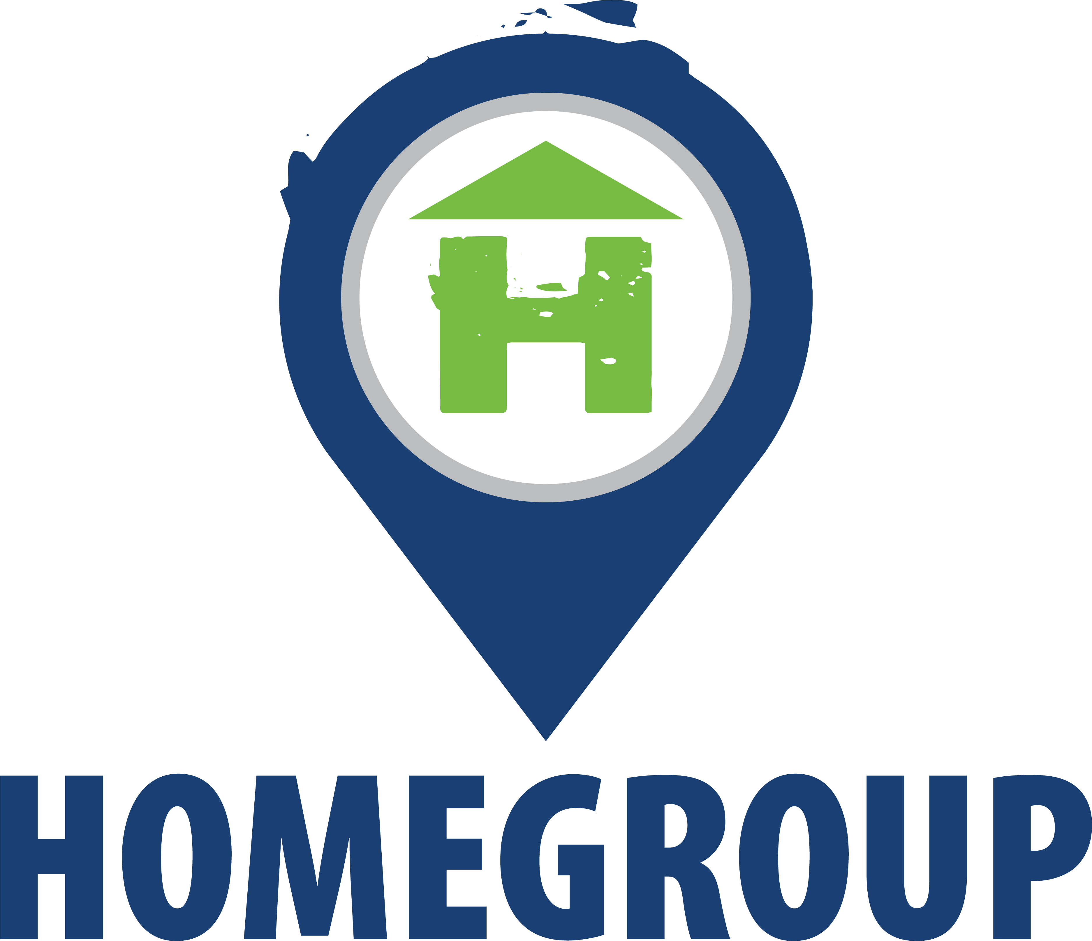 HomeGroup Logo
