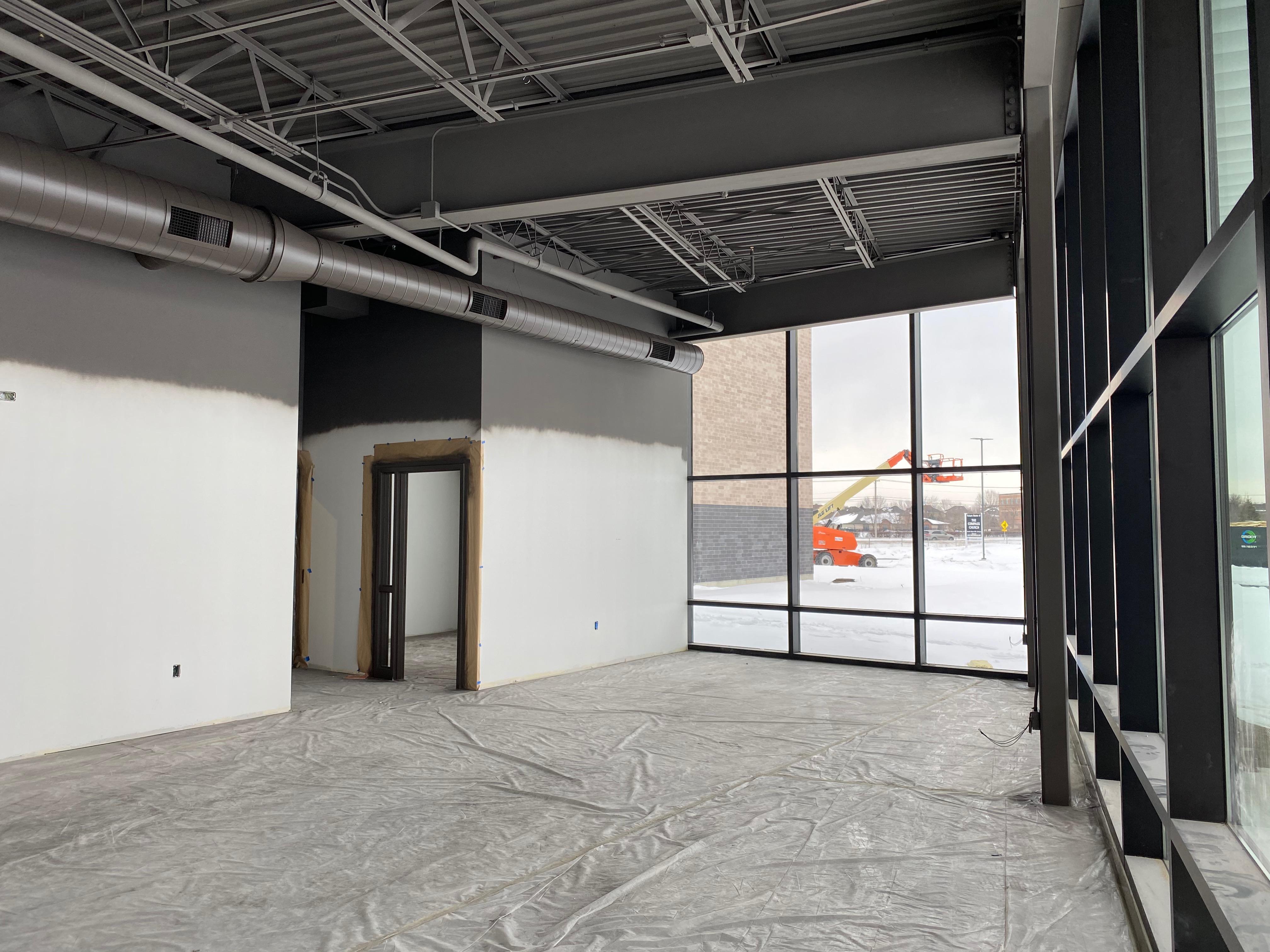 South Naperville Campus Construction 4